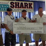 Fish Bomb crew won 2nd place in Mako